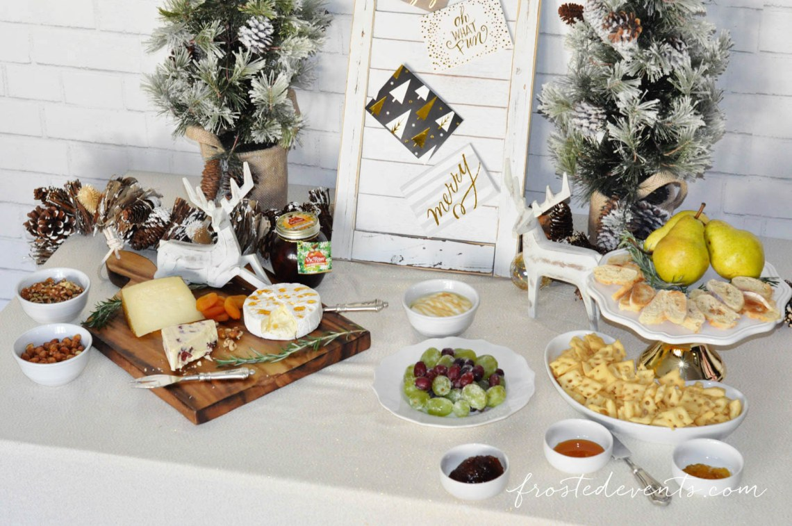 DIY Holiday Gifts and Easy Party Food Ideas with Don Victor Honey frostedevents.com