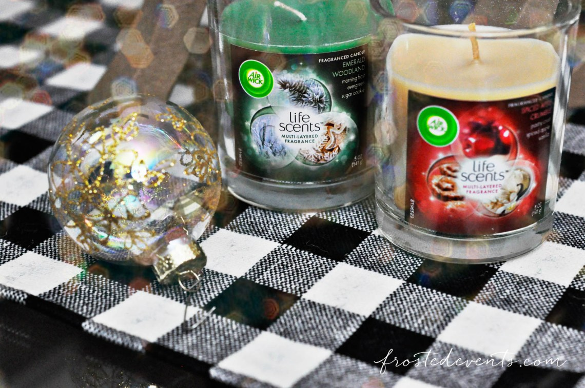 Best Gift to Give this Season, the Gift of Home New Air Wick Life Scents Candles