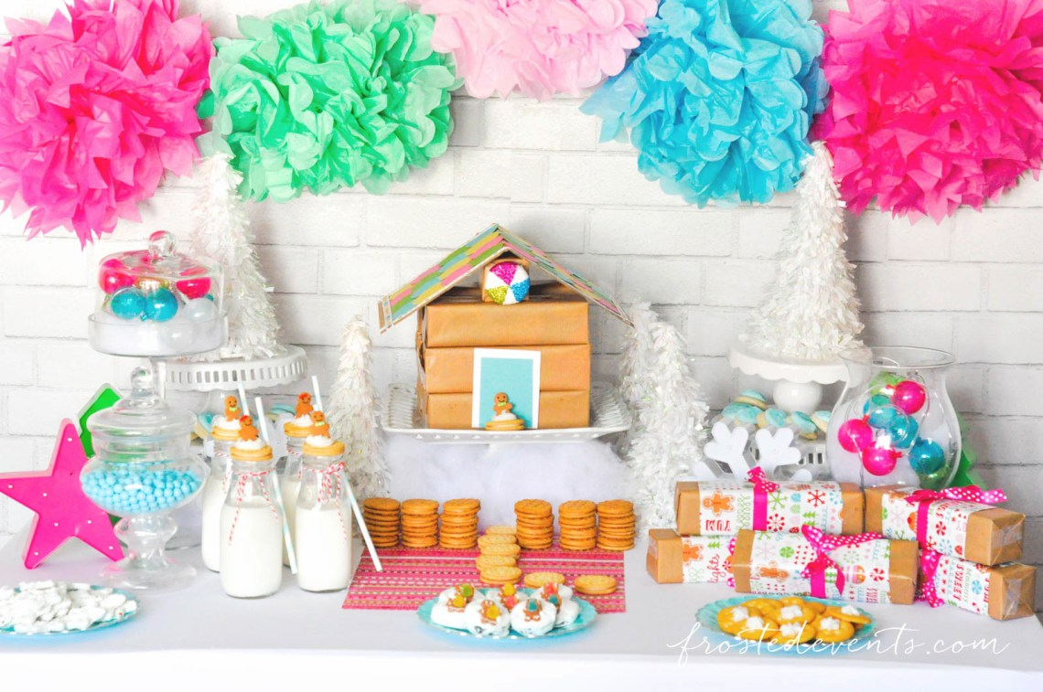 Colorful Kid Party Ideas At Home Sketch - Home Decorating ...
