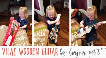 Gift-Guide-2015-Vilac-Wooden-Guitar-Kids-Favorite-Toys for Christmas Bonjour Petit