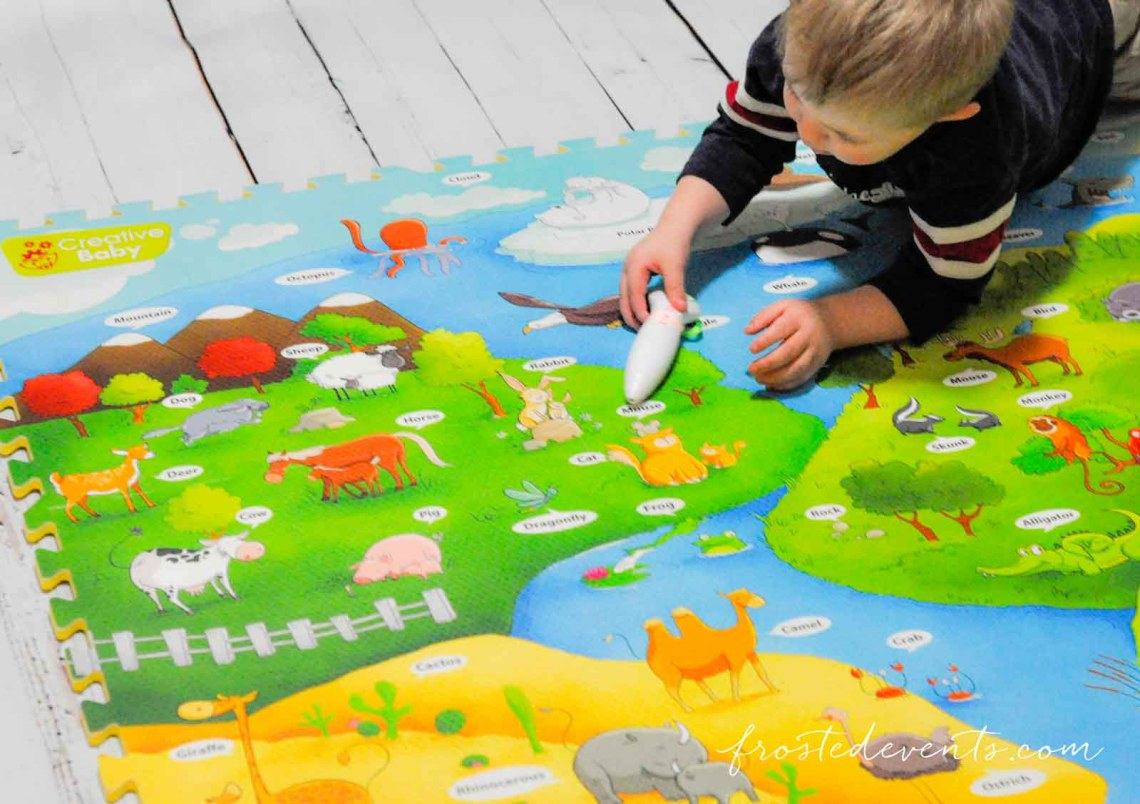 Best Toys for Toddlers Kids Creative Baby I-Mat Review Top Kids Toys STEM toys