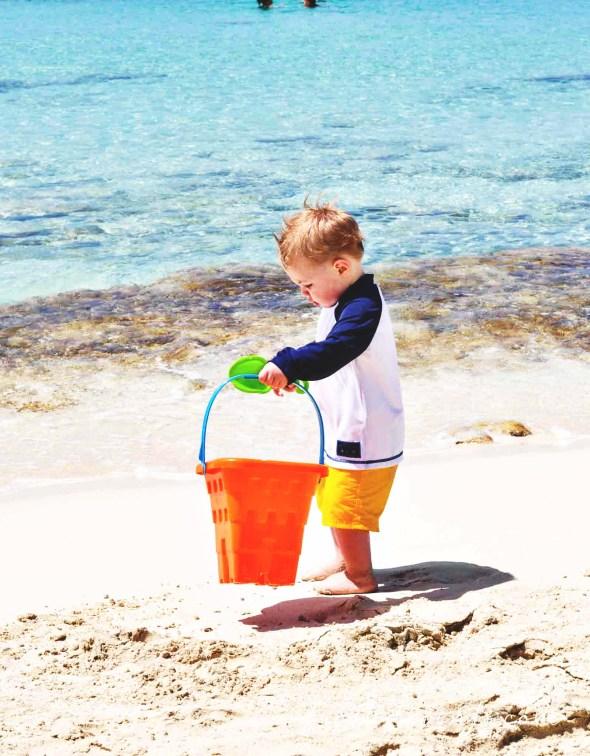 Family Travel Atlantis with Toddler the Cove Resort Paradise Island Nassau