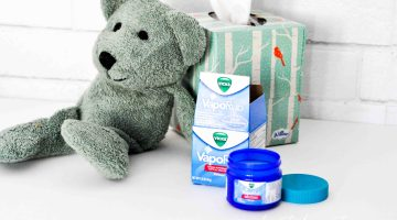 How to Soothe a Sick Toddlers Persistent Cough