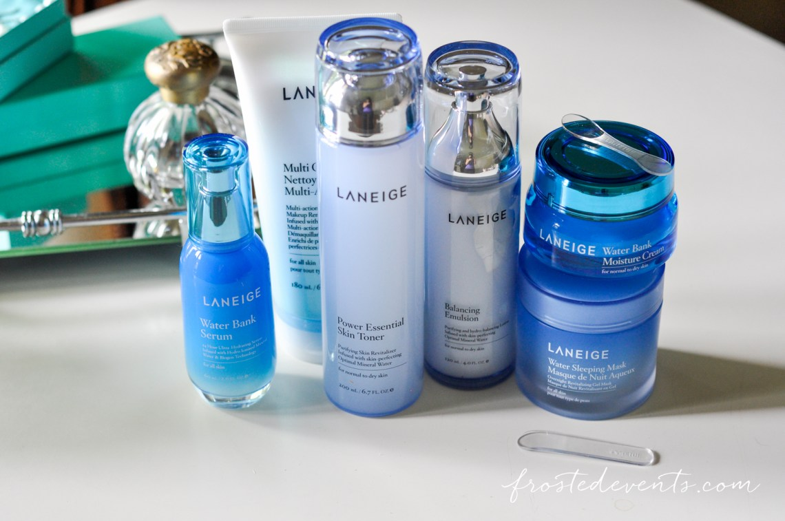 LANEIGE Skincare Routine Review Target Best Anti-Aging Moisturizing K-Beauty Products