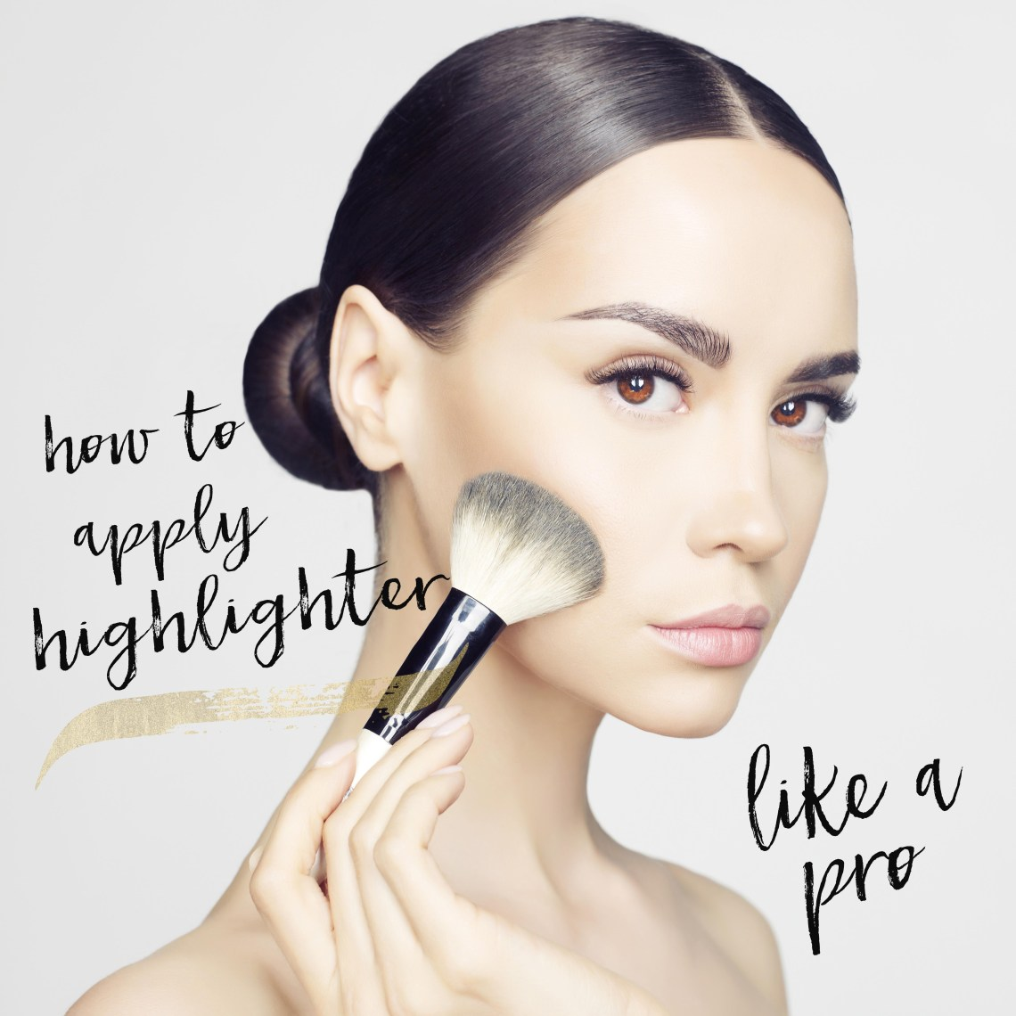 How to Apply Highlighter Like a Pro Makeup Contouring Strobing