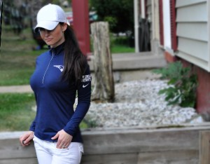 NFL Womens Wear Outfit Ideas for Football Ladies Gear New England Patriots Womens Fashion