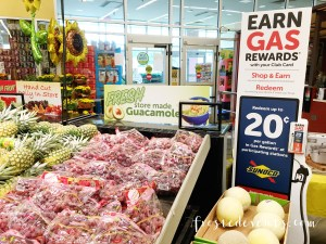 Saving Money on Gas and Groceries with the Safeway Gas Rewards program DC VA momblogger