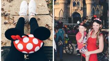Disney Packing List Most Important Tings to Pack for Disney World Family Vacation via @frostedevents Misty Nelson