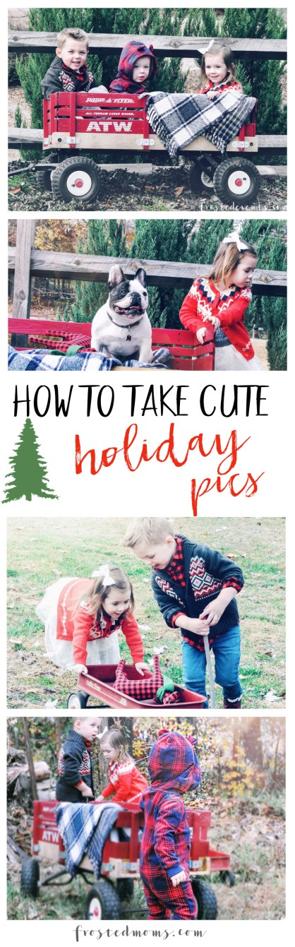 How To Style Your Family Christmas Picture Tips For Taking A Gorgeous Photo You