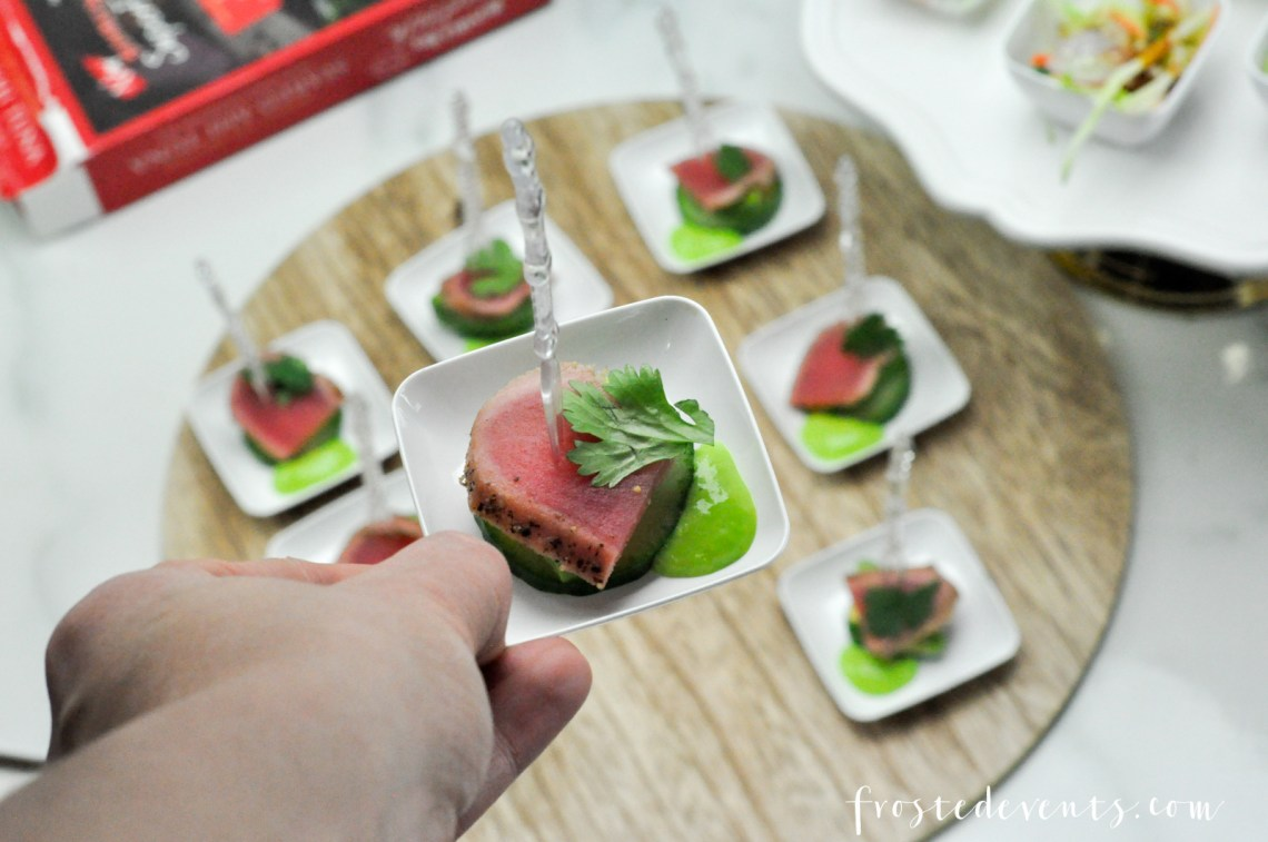 seared-tuna-appetizer-christmas-recipes-holiday-appetizer-party-food-frostedmomscom-16