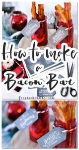 Make a Bacon Bar with Smithfield Ideas and Recipes