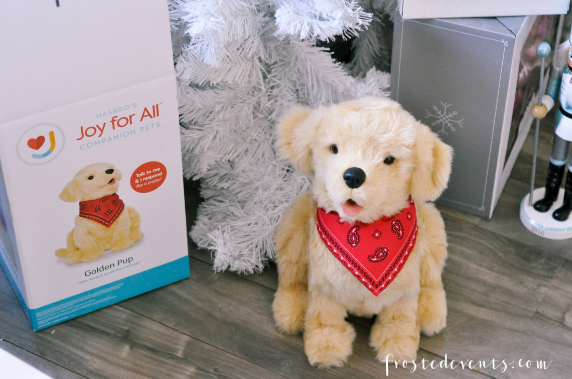 Adopt a Pet- Dog adoption, Cat adoption? Joy for All Pets by Hasbro GIve Your Loved Ones Companionship