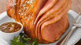 Southern Style Peach Honey Ham Smithfield Holiday Ham Leftovers Recipe Ideas