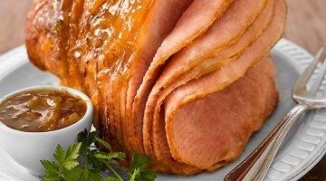 Southern Style Peach Honey Ham Smithfield Holiday Ham Leftovers Recipe Ideas