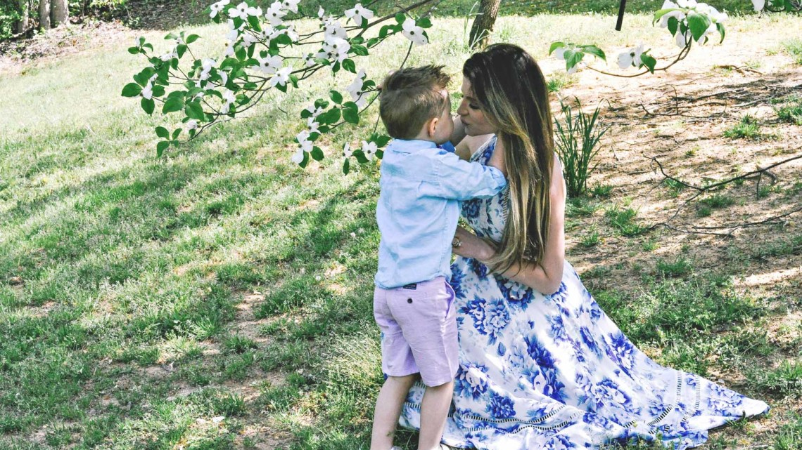 Easter Sunday - All Dressed in our Easter Best via Misty Nelson, Frosted Moms @frostedevents frostedmoms.com Easter Dresses, Easter Outfits for kids, Easter Ideas