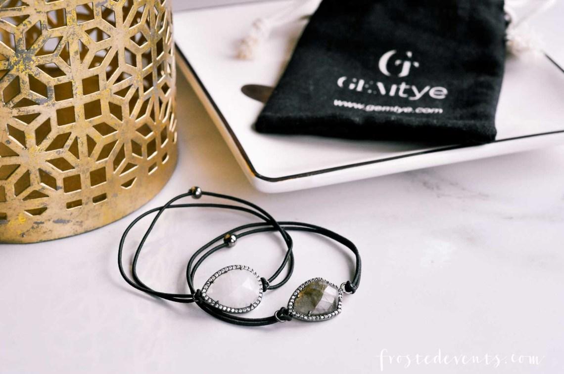 Hair Tie Bracelets -- Gemtyes- Stylish Bracelets That Double as Hair Elastics