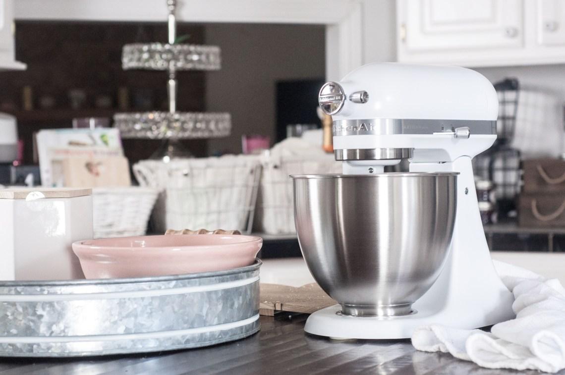 KitchenAid Mixer -- A Must Have for any Kitchen The New KitchenAid® Artisan® Mini Mixer