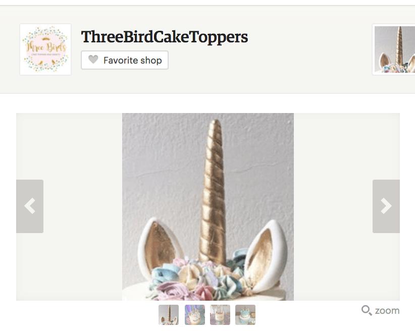 Unicorn Cakes - Unicorn Birthday Party Ideas, cake by thesugarbot