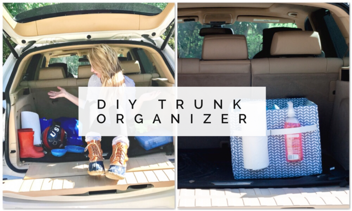 Diy car organizer hacks 10