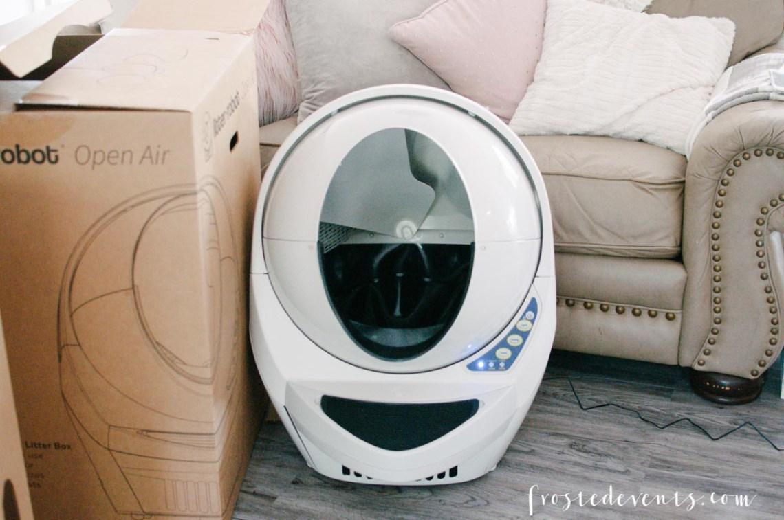 Self Cleaning Cat Litter Box Litter Robot Kitty Essentials