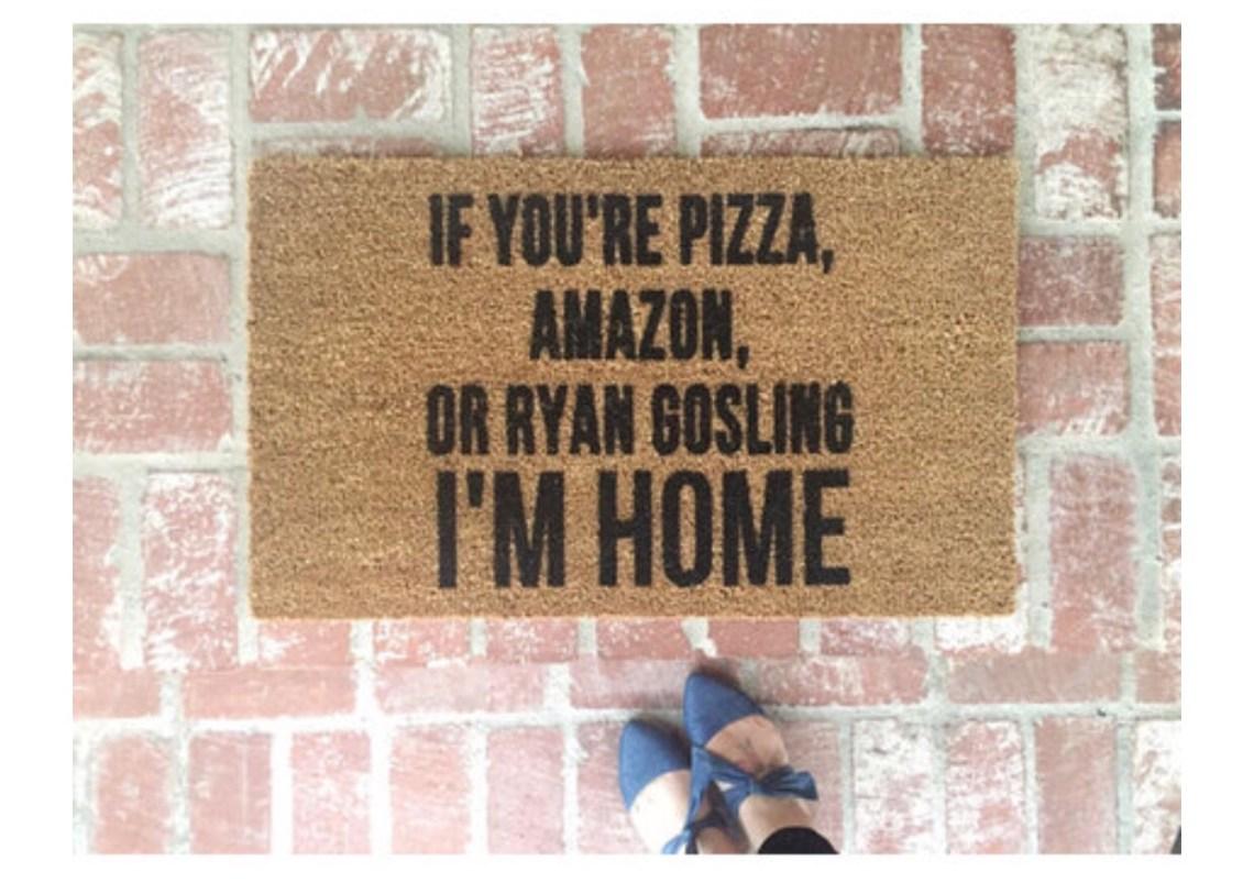 Doormat Designs That Are Funny Af Instagram Worthy