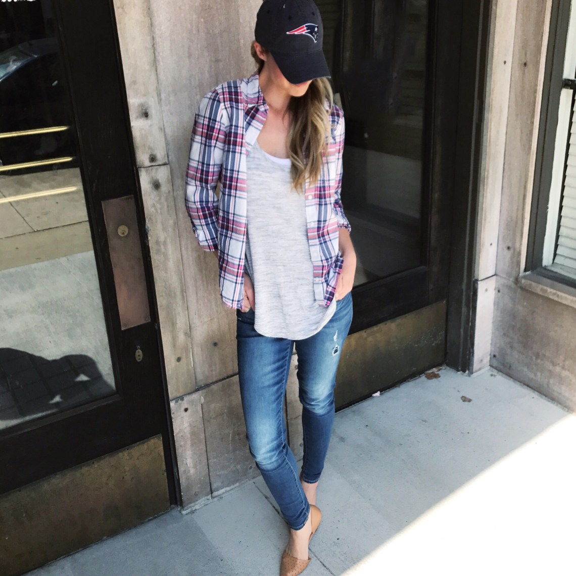 Patriots Hats - My Favorite Patriots Hats, Beanies and Ballcaps via Misty Nelson, NFL Fanstyle Council Influencer --lifestyle blogger @frostedevents