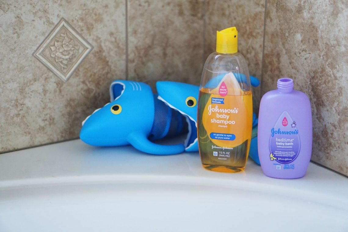 Our Nighttime Routine - Mommy Must-haves from Bath to Bedtime