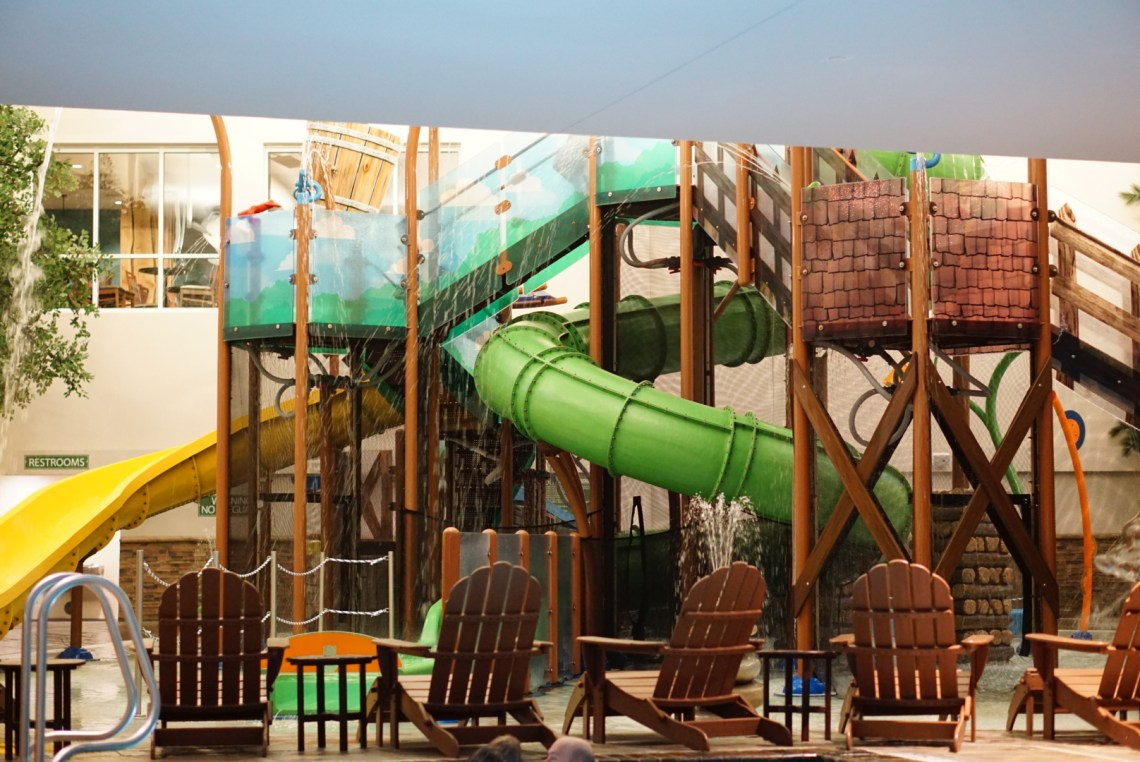 Gatlinburg TN - Visit Tennessee - family travel guide Gatlinburg indoor waterpark