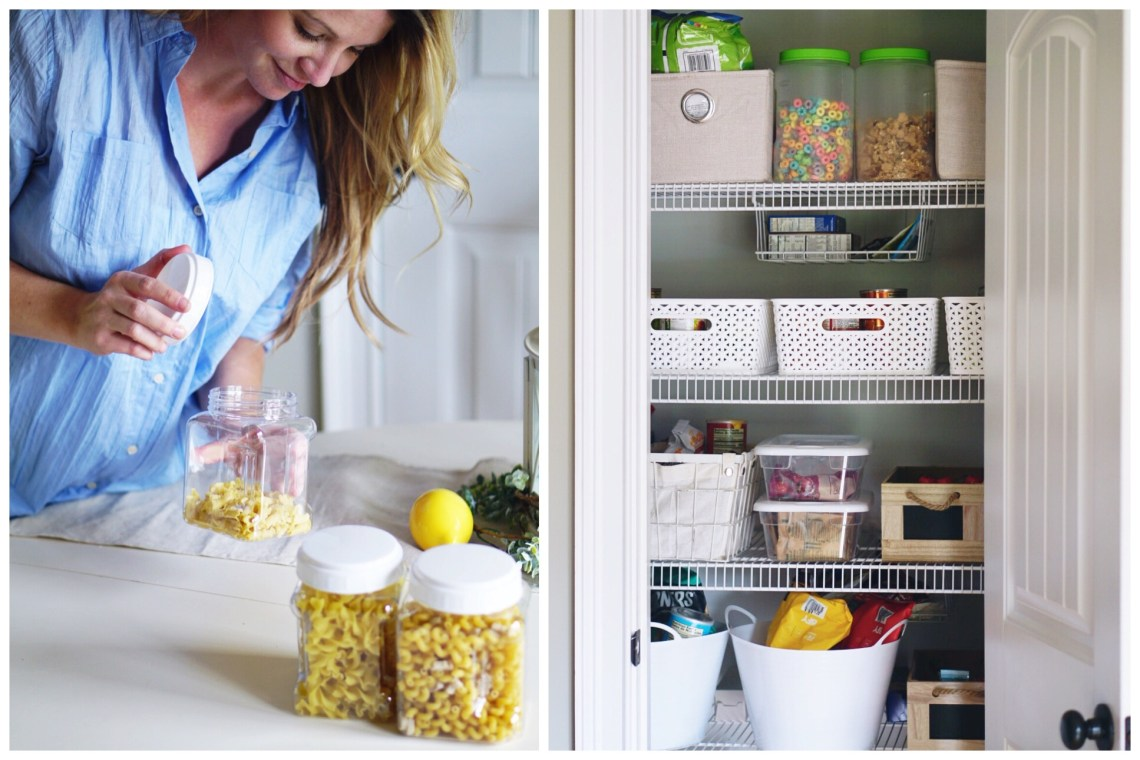 Pantry Organization ideas and Food Storage Tips- Protecting Your Home from Pests with Misty Nelson, Pest Control