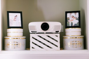 Best Projector for Home Theater Set-up - Epson Home Cinema 4010 via Frosted Blog, Misty Nelson- tech blog