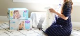 Saving Money on Diapers, Wipes and Baby Essentials - BJs Wholesale Club via Misty Nelson, Frosted Events frostedevents.com @frostedevents frostedblog