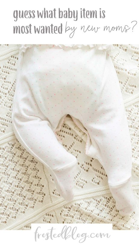 Baby Product Most Registered for by New Moms -DockaTot- Baby Registry List via Misty Nelson, frostedevents.com mom blogger and parenting influencer