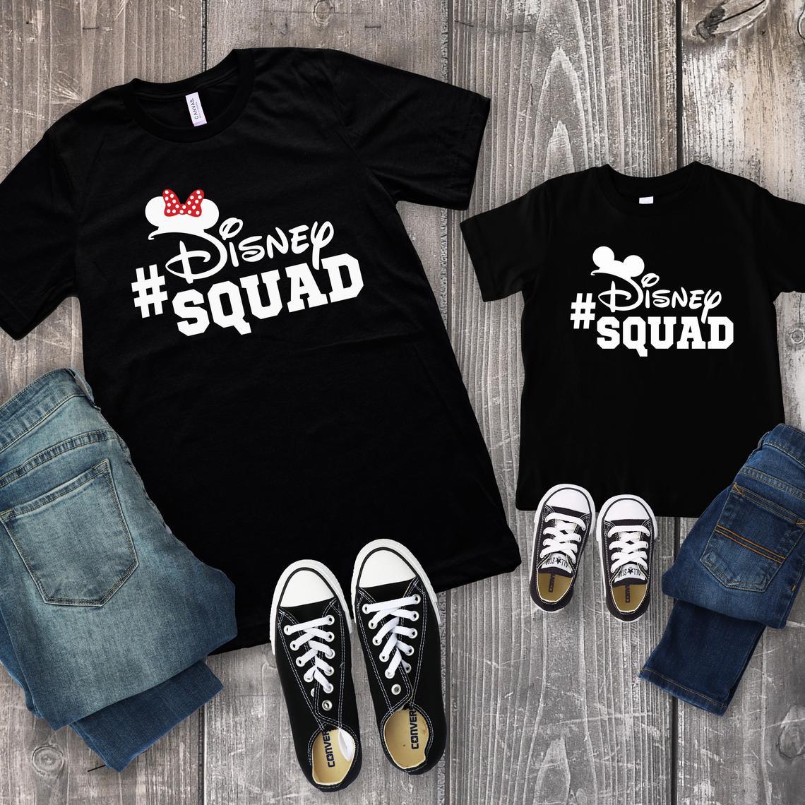 Disney Family Shirts - Custom Disney Shirts to Wear to Disney World