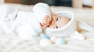 Baby Easter Basket Ideas