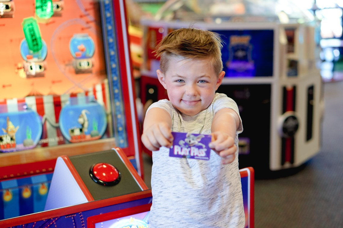 Chuck E Cheese Coupons and Rewards Program