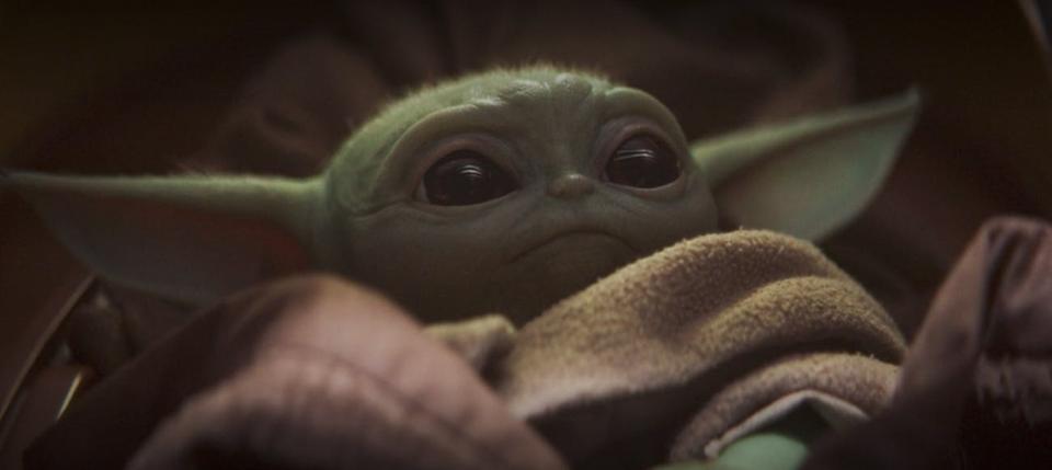 Baby Yoda Disney the Mandalorian