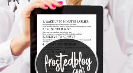 How to Live Your Best Life - Printable Inspiration and Wallpapers via frostedblog