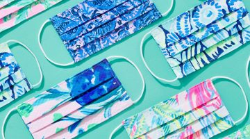 Lilly Pulitzer Face Masks