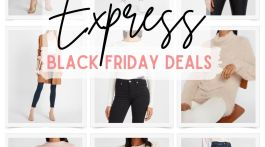 Express Black Friday sale 2020