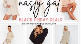 Nasty Gal Black Friday Sale is THE BEST!