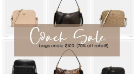 Coach Bag Sale - designer handbags