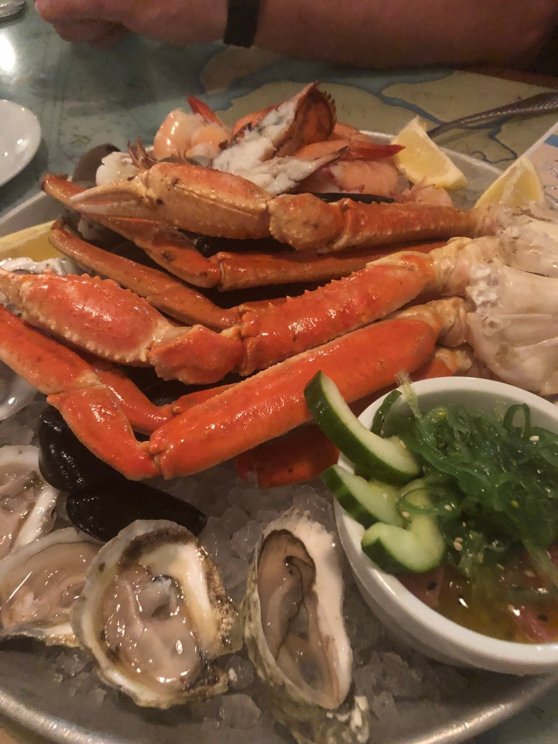 Charleston SC- Family travel South Carolina - family travel bloggers guide things to do in SC - Fish House restaurant