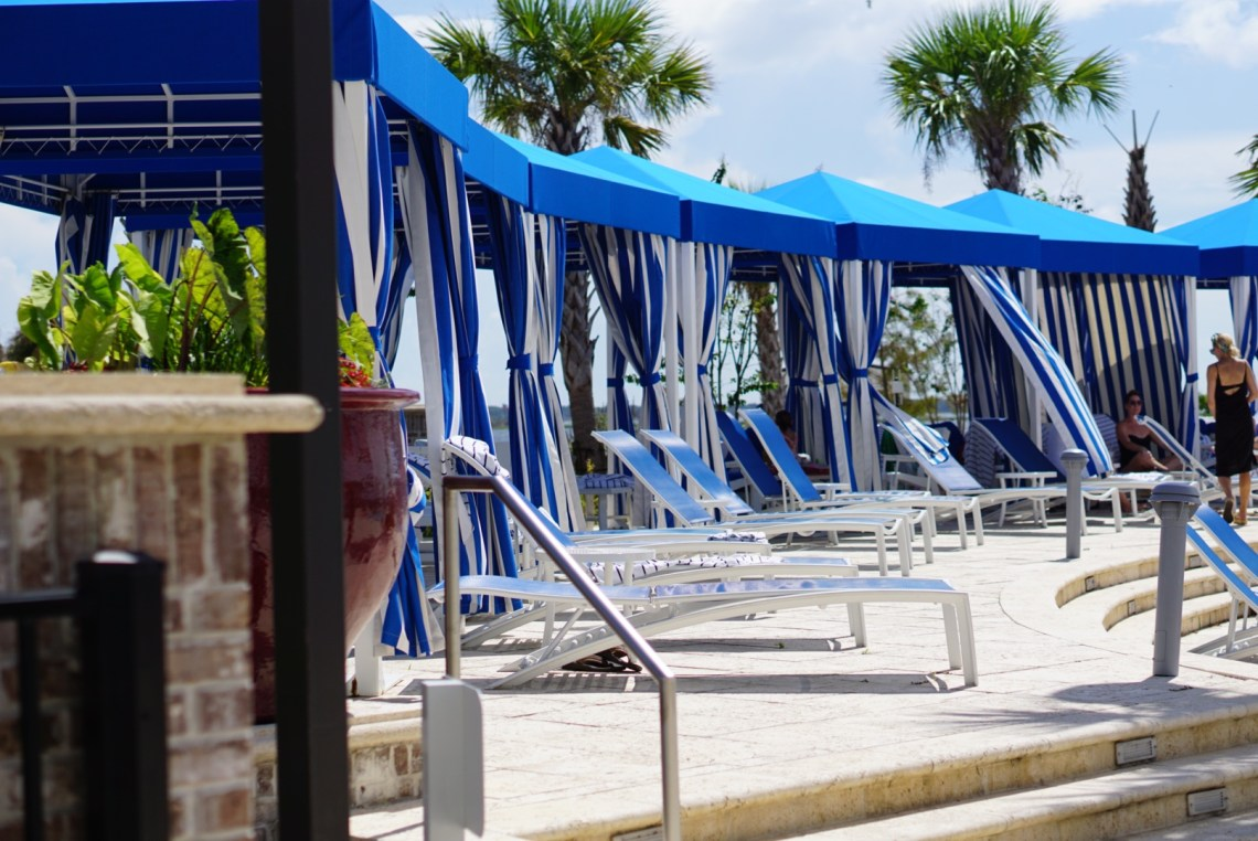 Charleston SC- Family travel South Carolina - family travel bloggers guide things to do in SC - Beach Club Pool