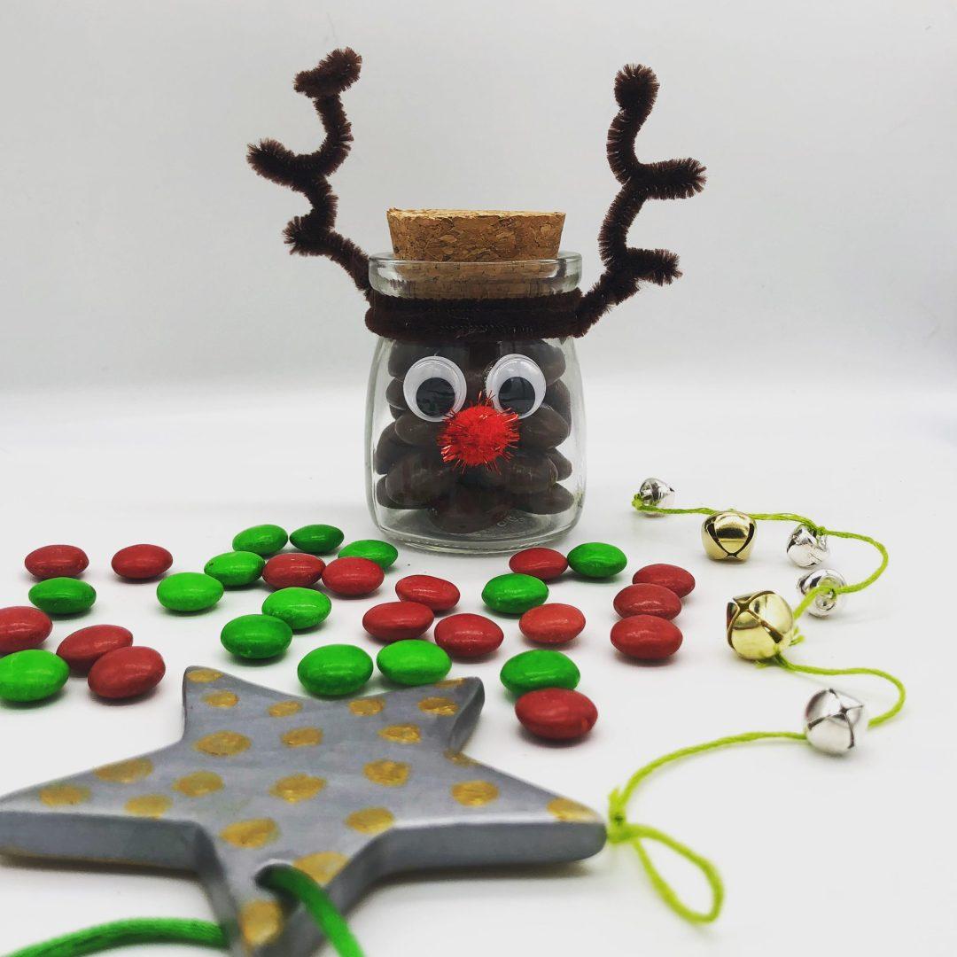 Reindeer Jar