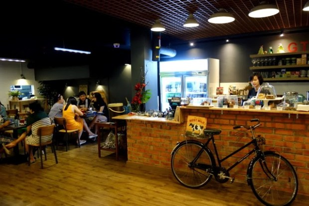 Group Therapy Cafe Singapore