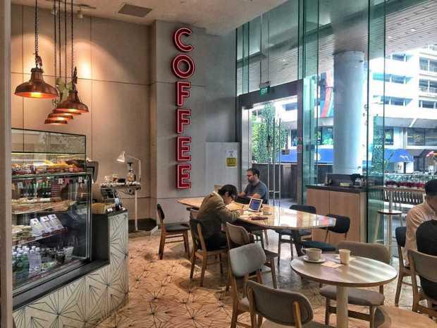 Jewel Coffee Singapore