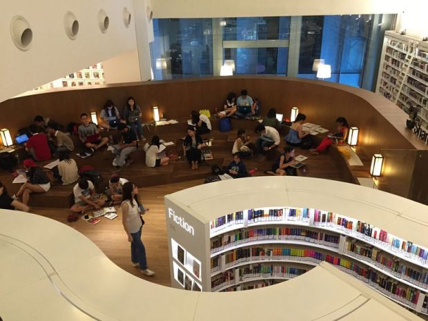 Library@Orchard, Orchard Gateway, Singapore 238858