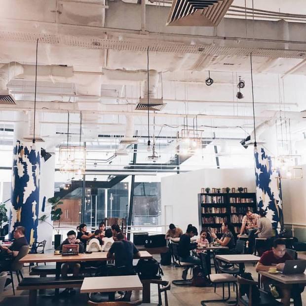 Lowercase Cafe, McNally St, Singapore 187940
