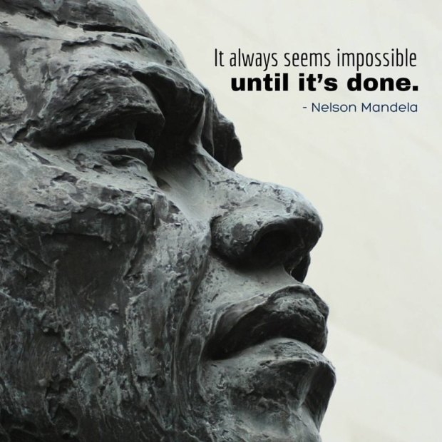 Study Abroad Inspiration Quote by Nelson Mandela