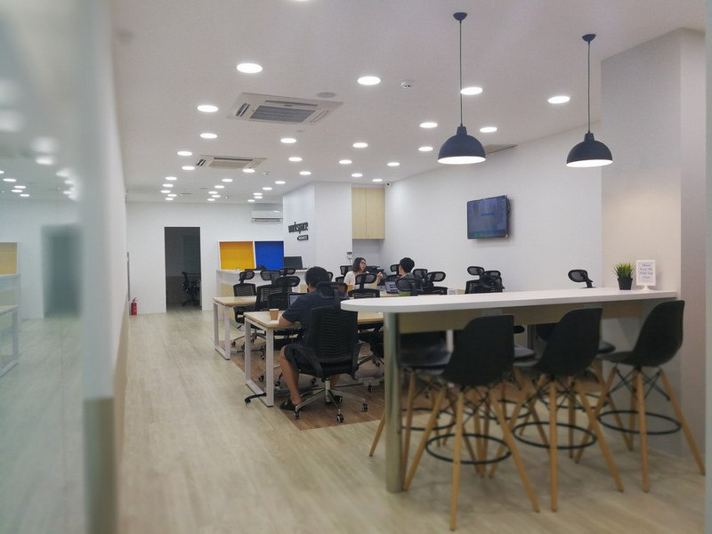 Sengkang Community Club Study Place, Sengkang Community Hub, Singapore 545025